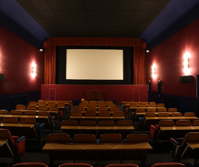 Central Theater Thale
