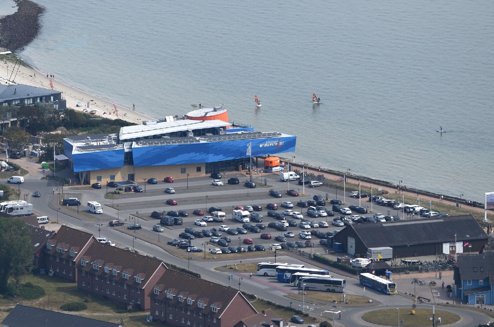Hafenparkplatz