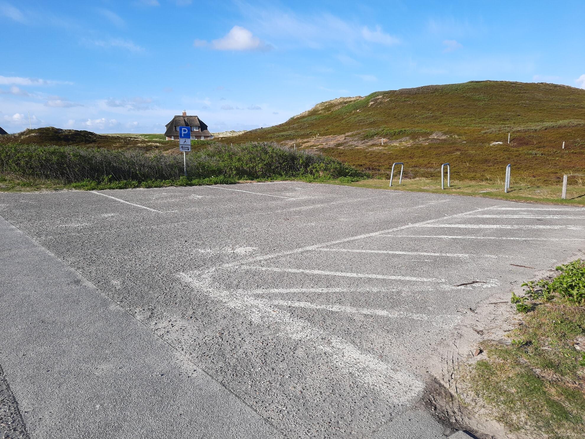 Parkplatz Süderende
