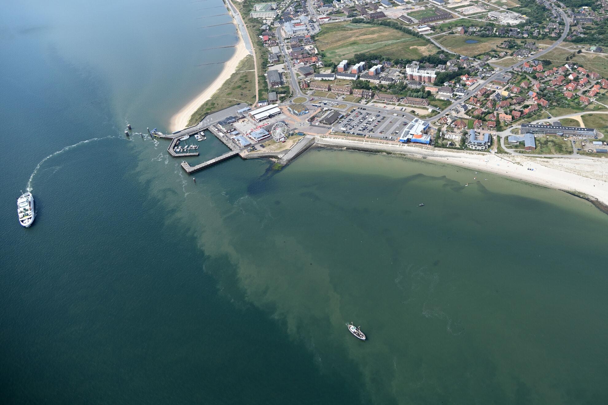 Hafen List auf Sylt