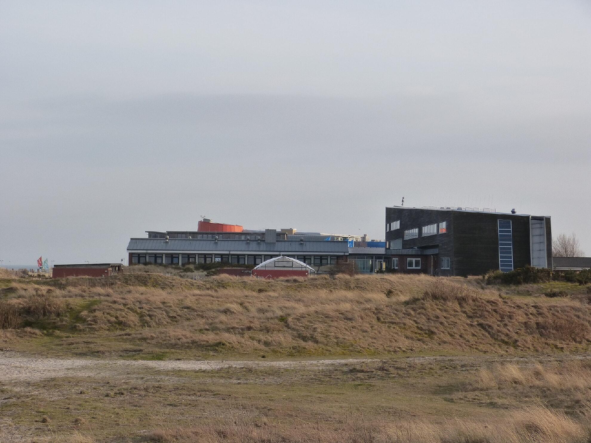 Das Alfred-Wegener-Institut in List auf Sylt