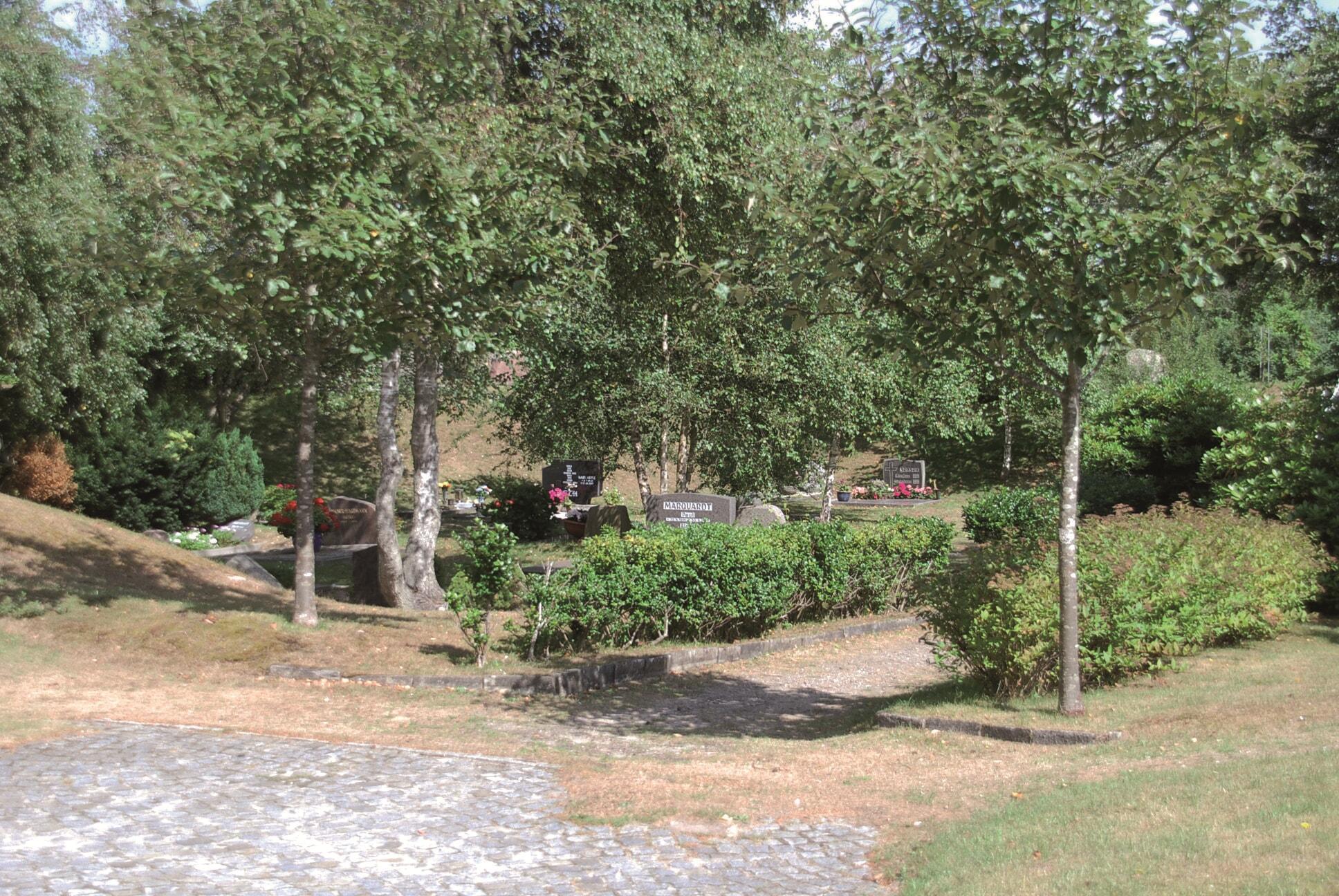 Der Lister Friedhof