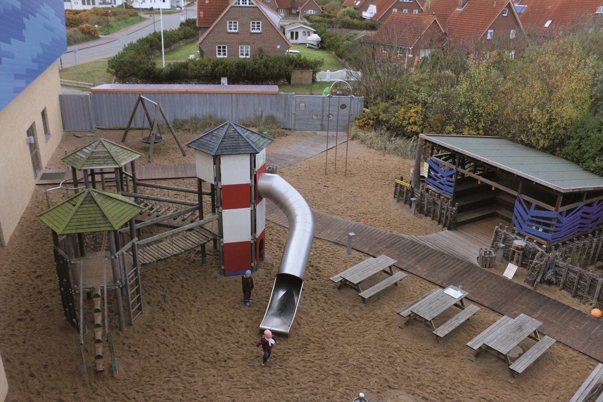 Spielplatz Erlebniszentrum Naturgewalten