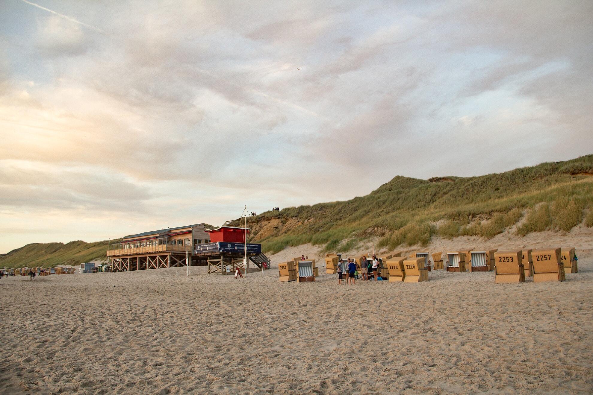 FKK-Strand Campingplatz Süd