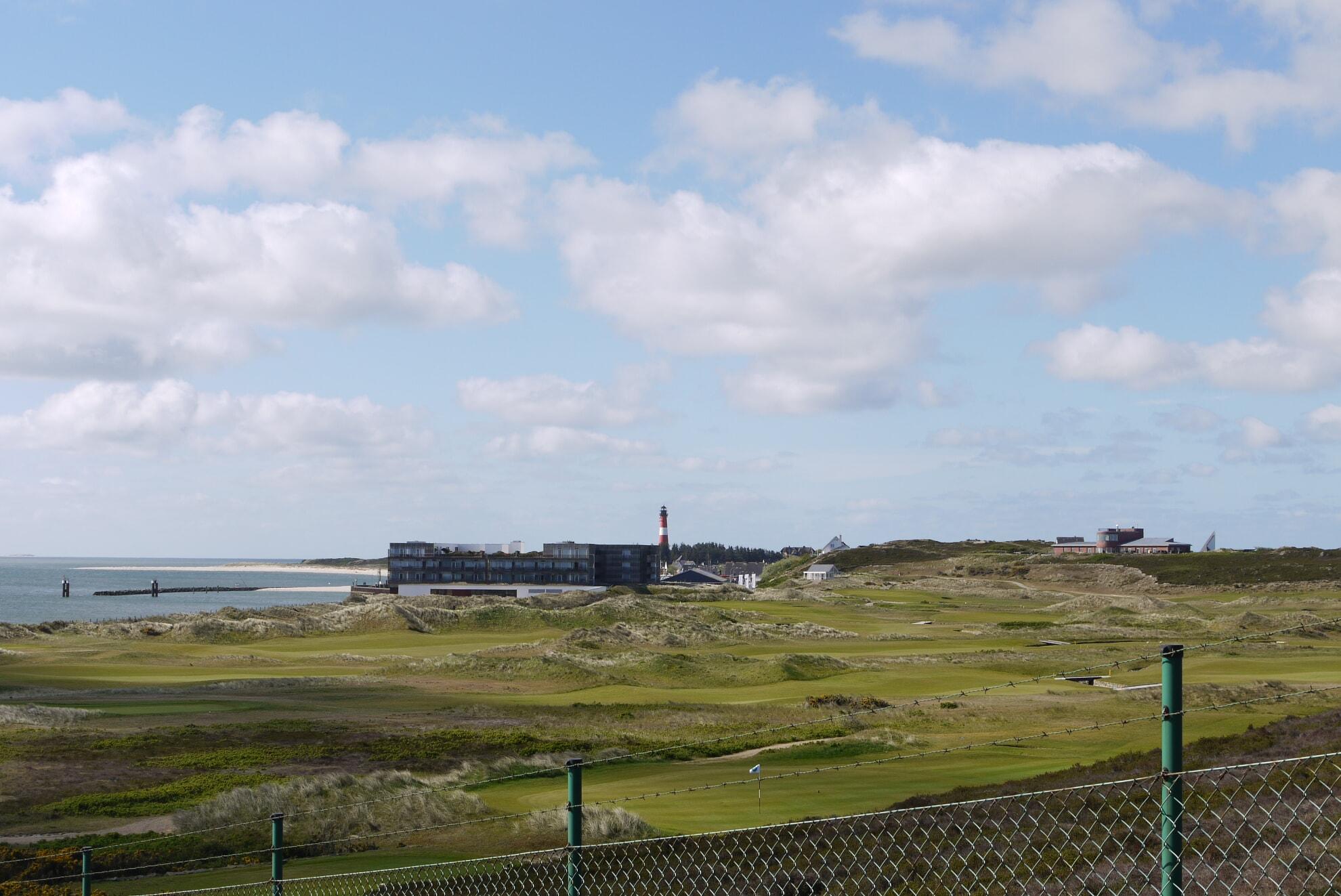 Budersand Golfplatz