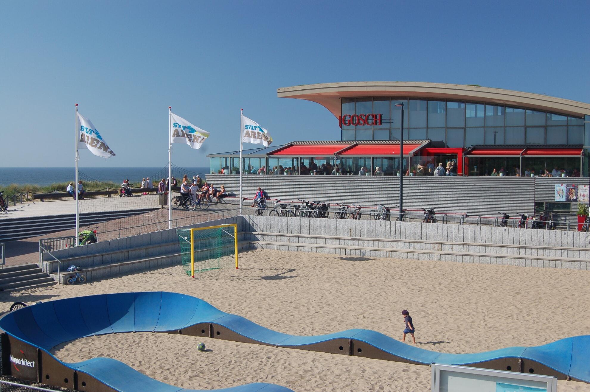 SYLT4FUN Arena Beach Soccer