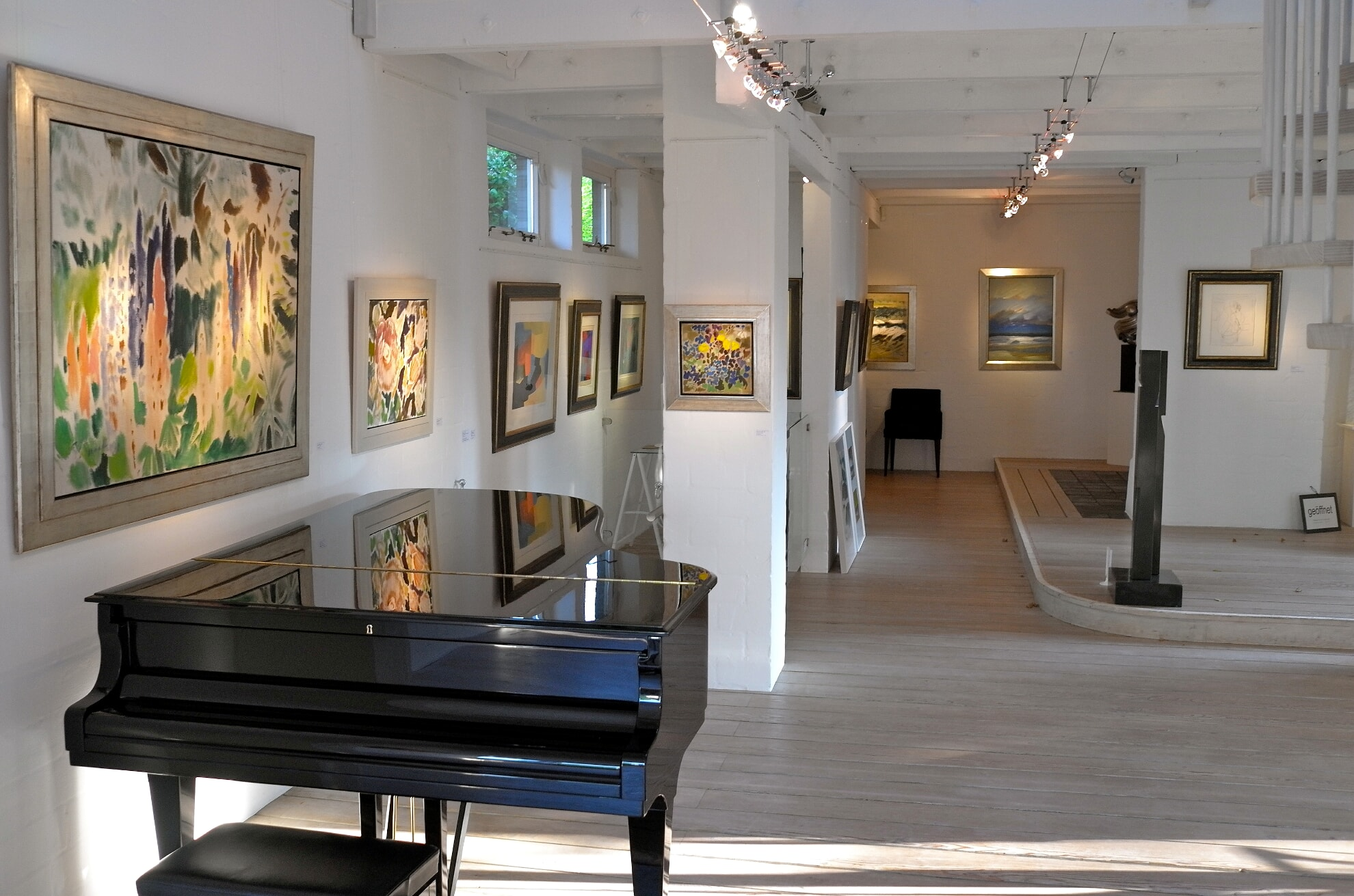 Galerie Falkenstern Fine Art & Atelier Sprotte