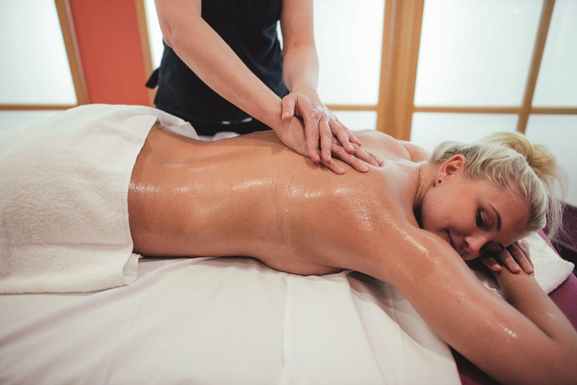Massage im Syltness Center