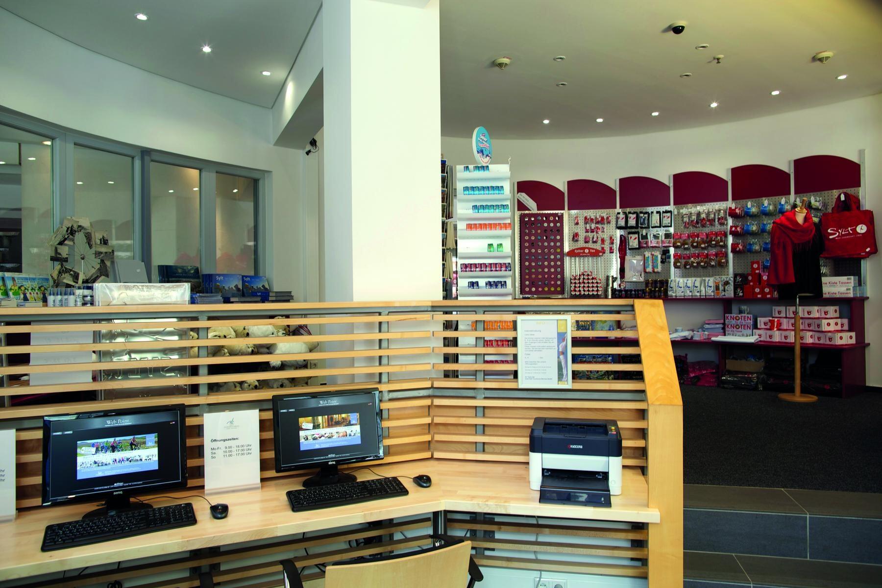 Das Info-Center