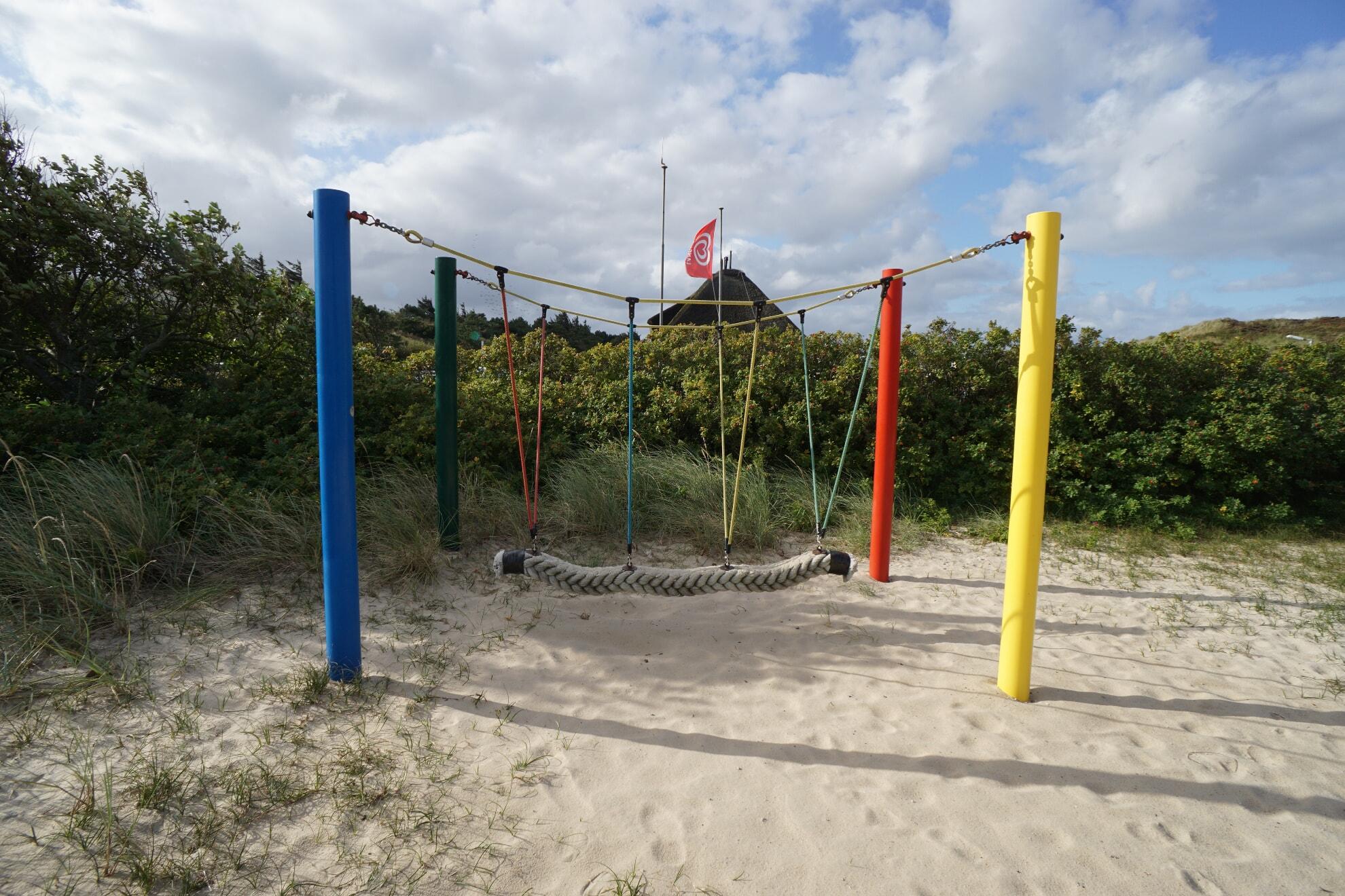 Spielplatz am Möwenweg