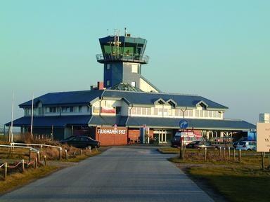 Flughafen Sylt