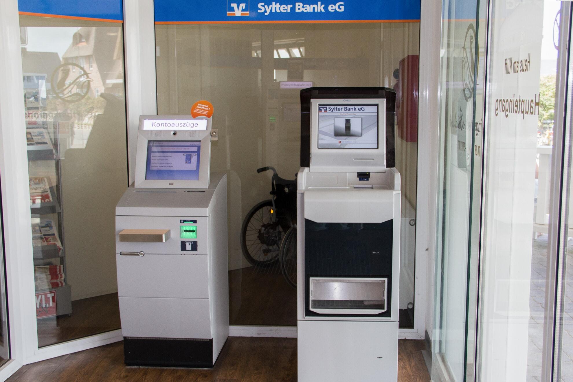 SB-Filiale der Sylter Bank