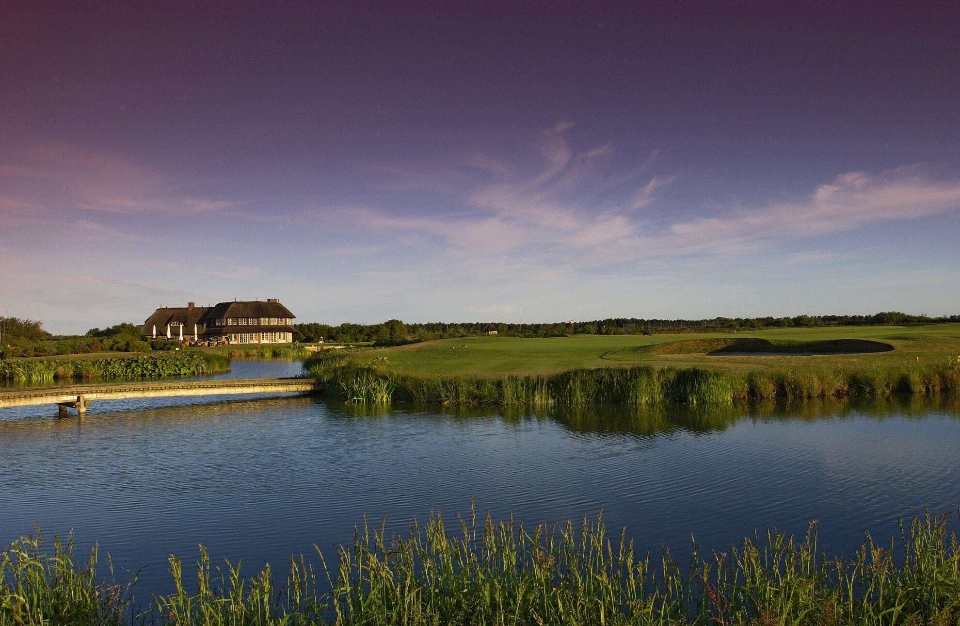 Nördlichster Golfplatz Deutschlands