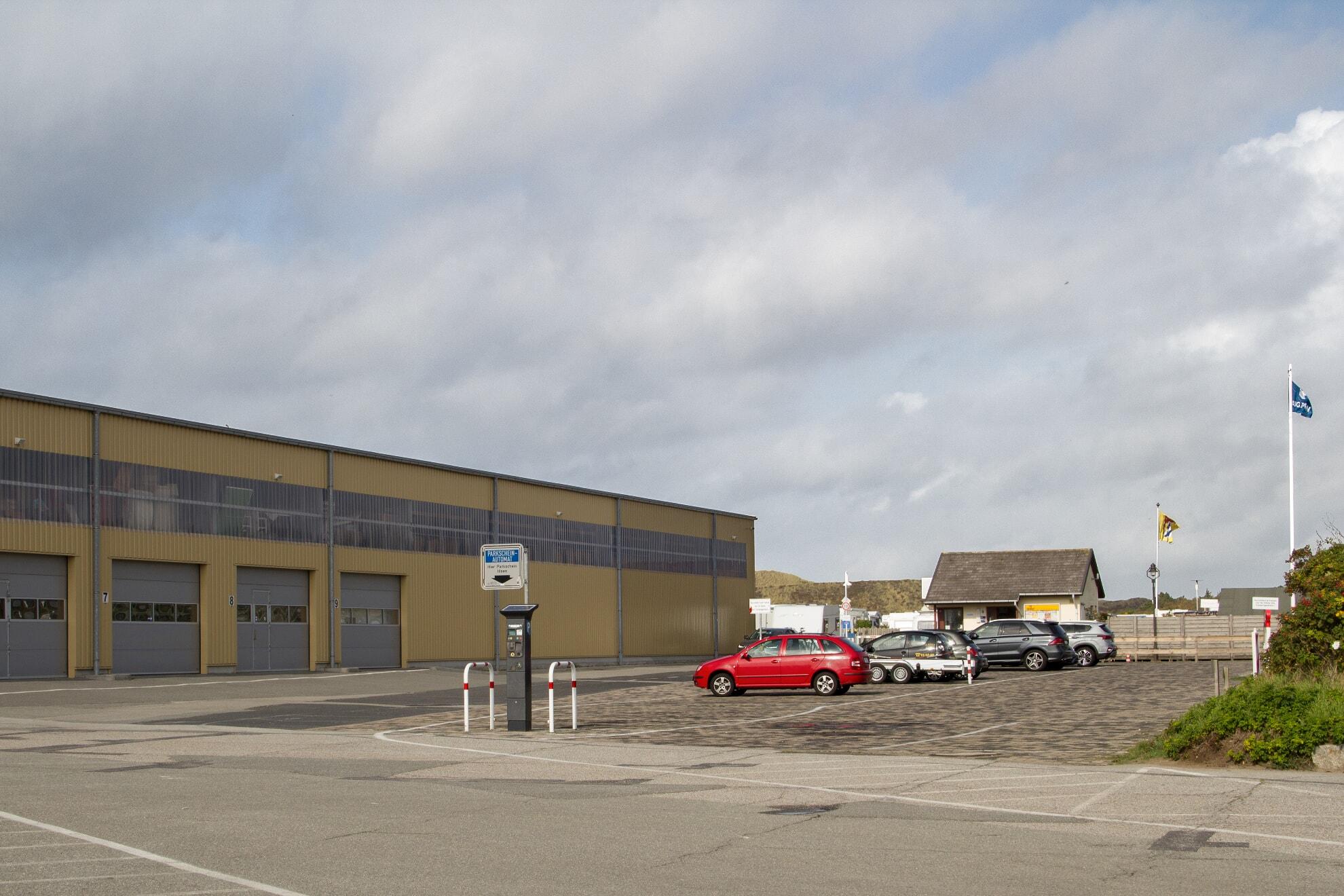 Parkplatz Osetal