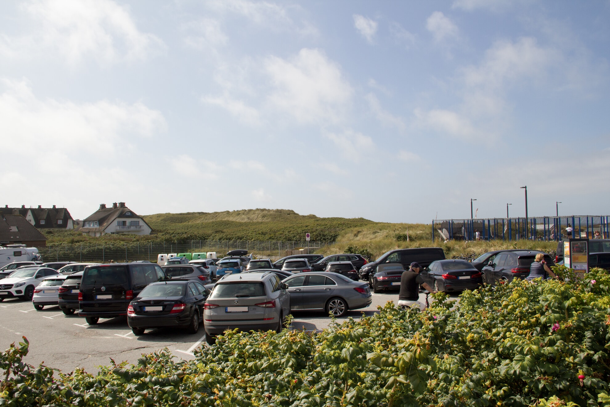 Parkplatz Horsatal