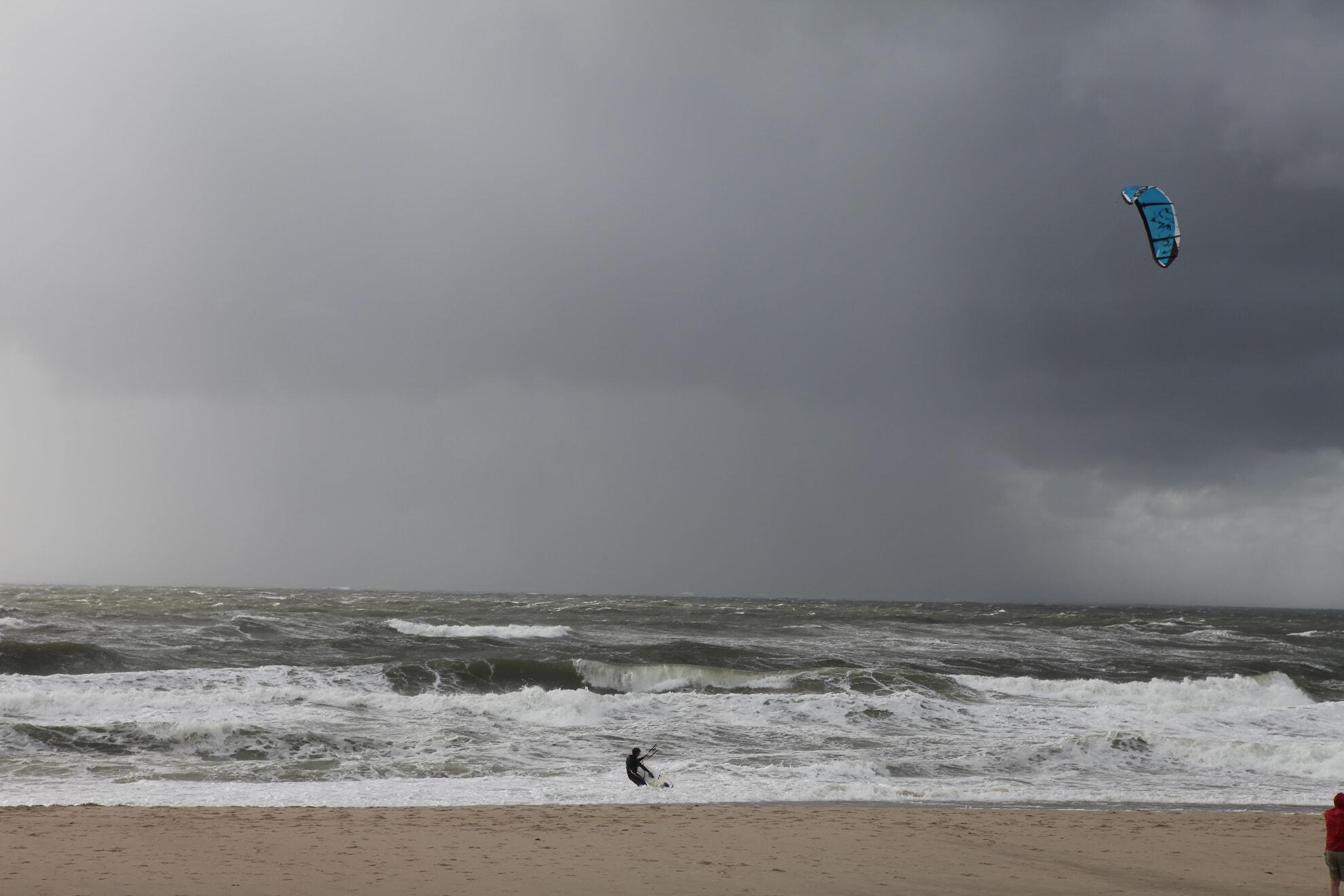 Surf- und Kiterevier