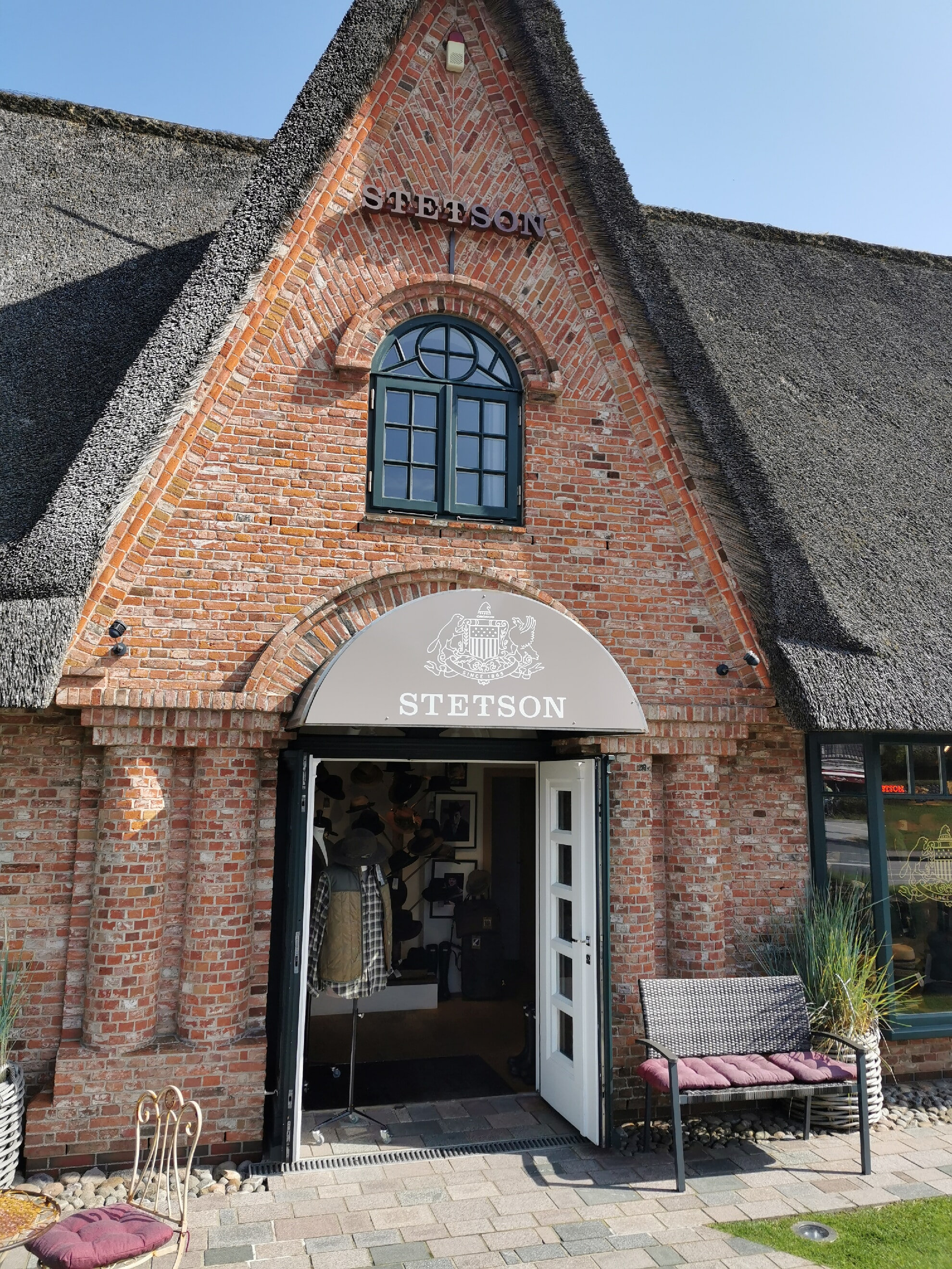 Stetson Store Sylt in Kampen
