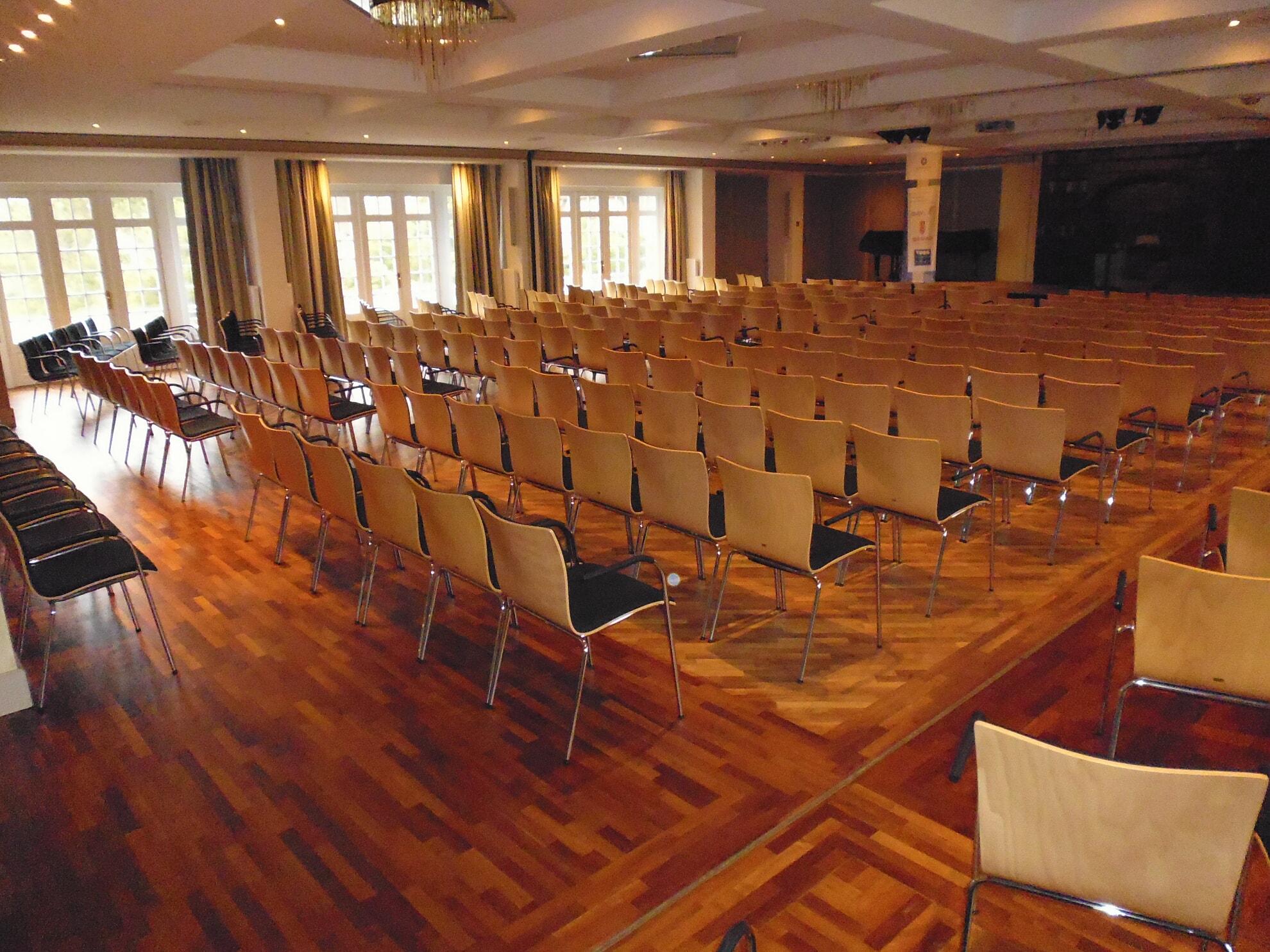 Der große Saal im Kaamp-Hüs