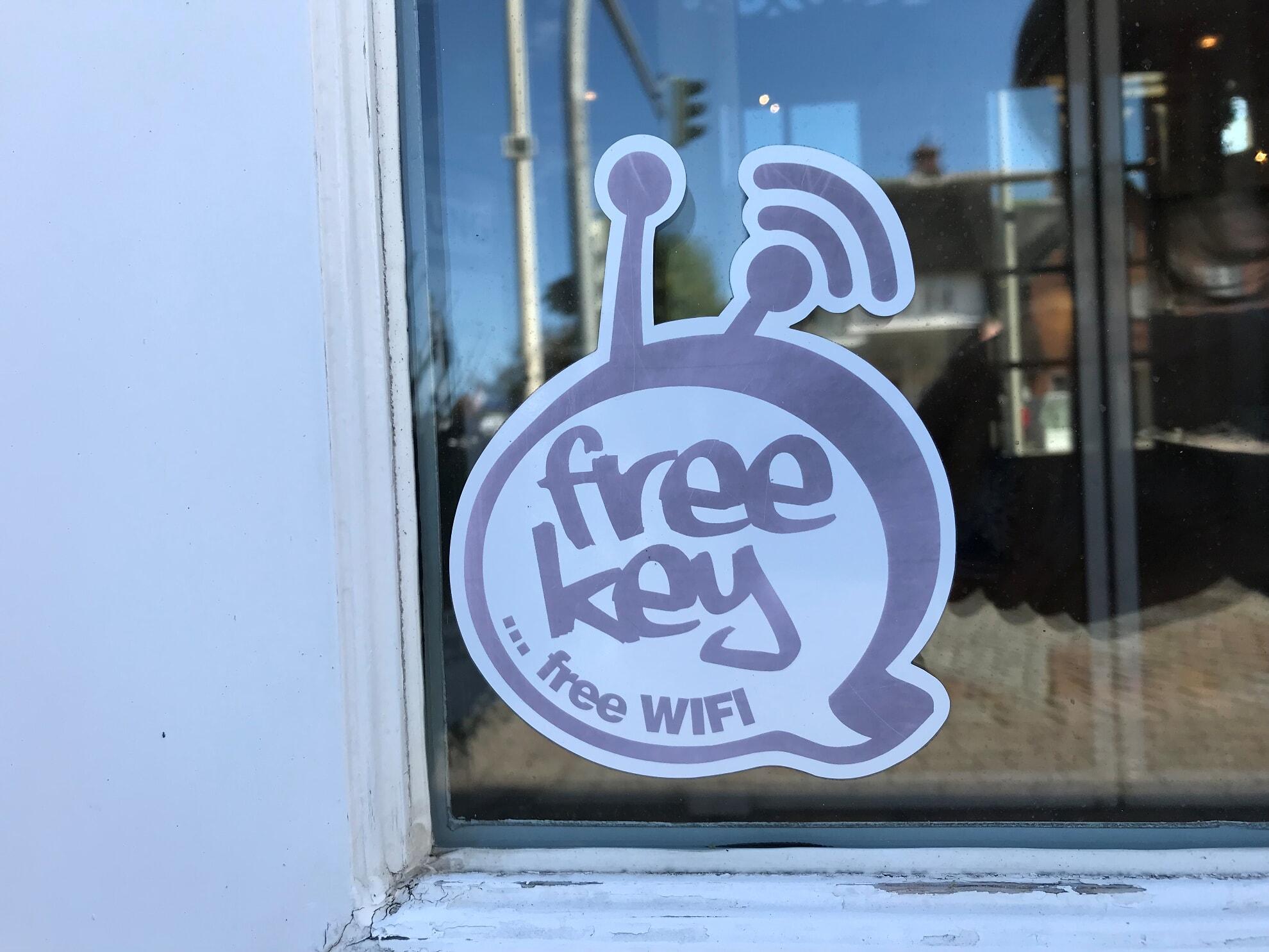 Free Key - freies WLan in Kampen