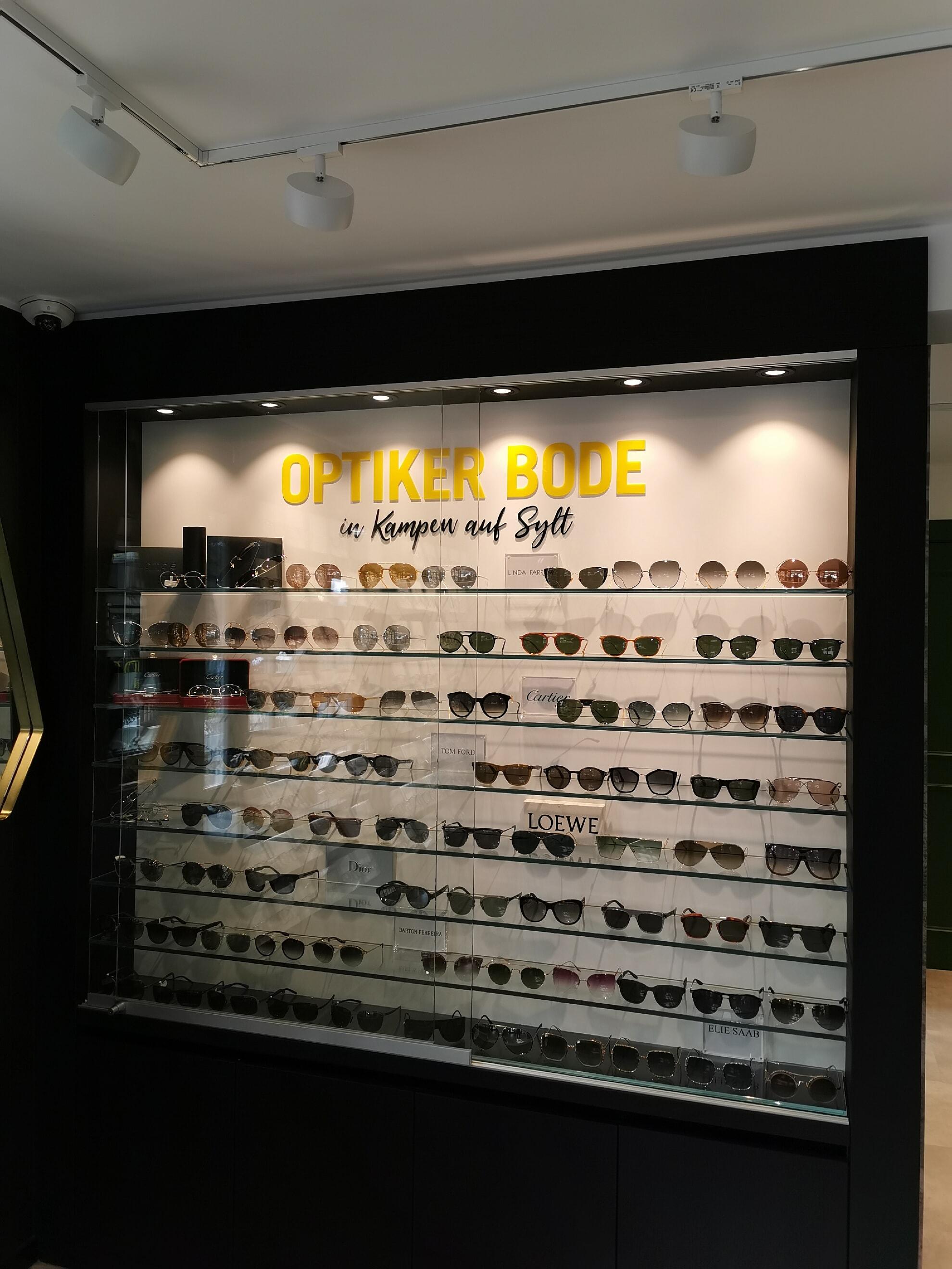 Optiker Bode