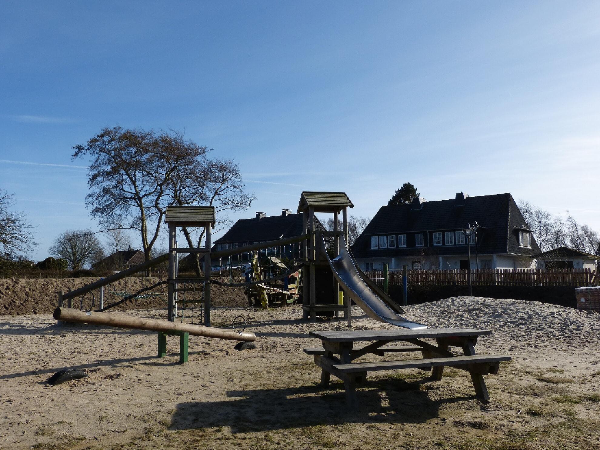 Spielplatz in Archsum