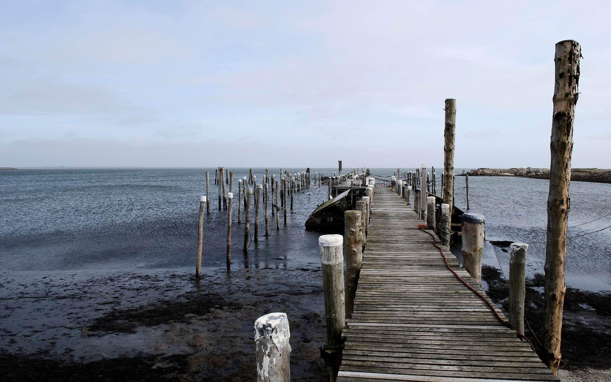 Hafen in Rantum