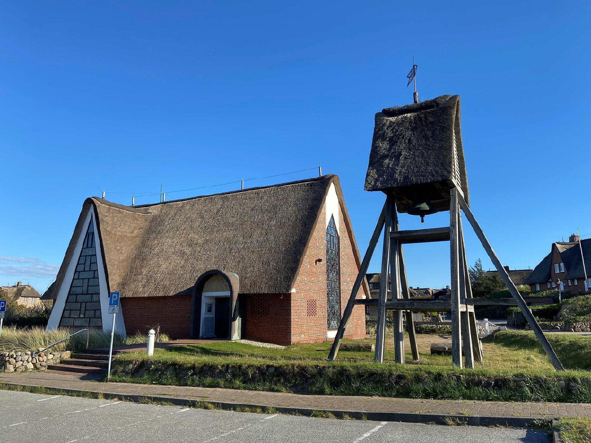 evangelische Kirche St. Peter in Rantum