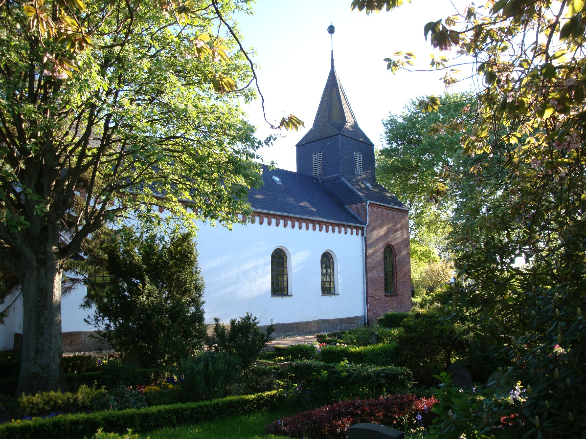Kirche St. Niels in Westerland