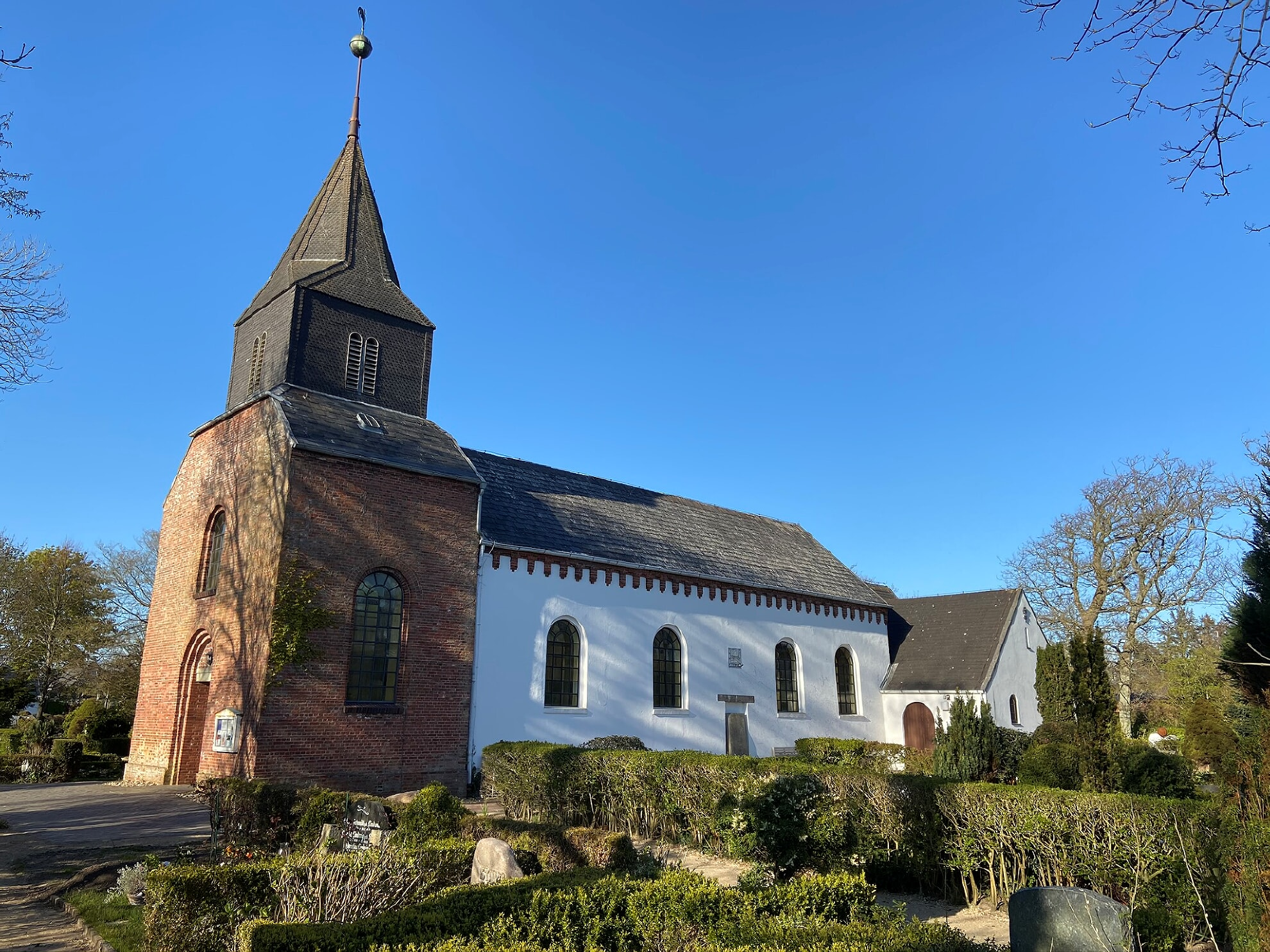 St. NIels in Westerland