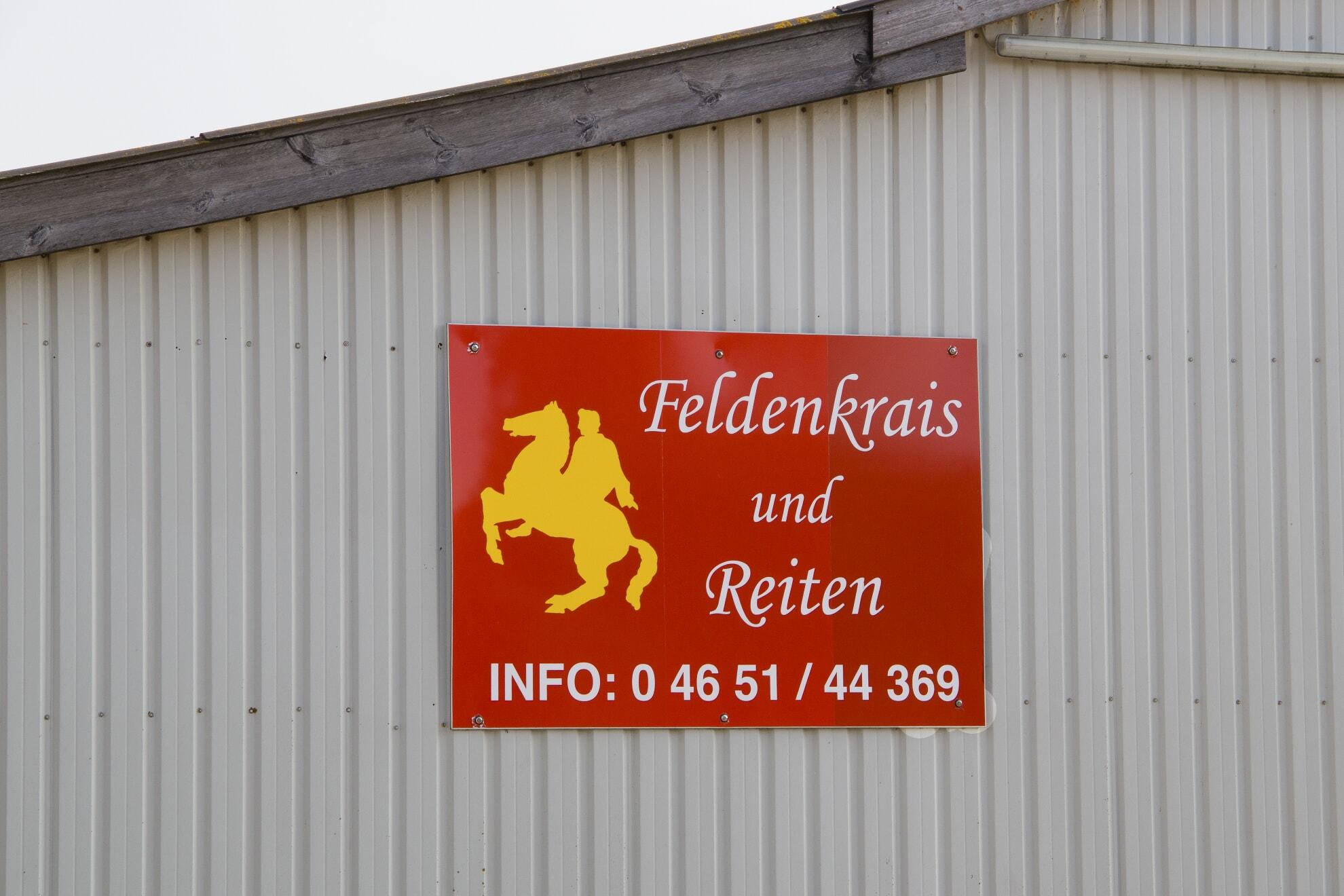 Feldenkrais und Reiten in Braderup