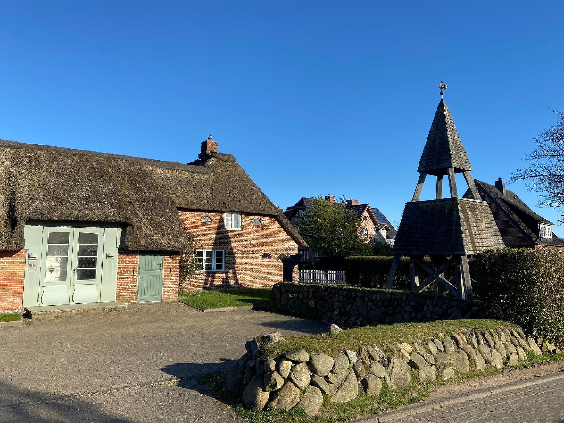 Dänische Kirche in Westerland