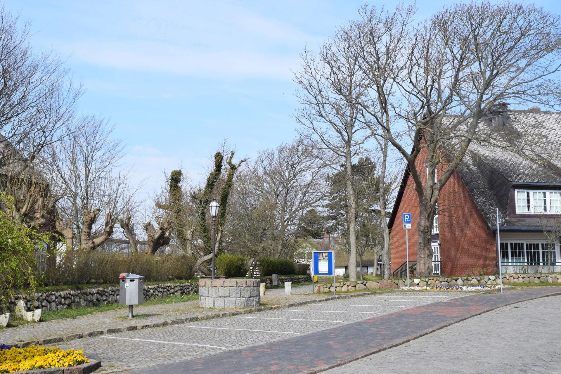 Parken in Westerland