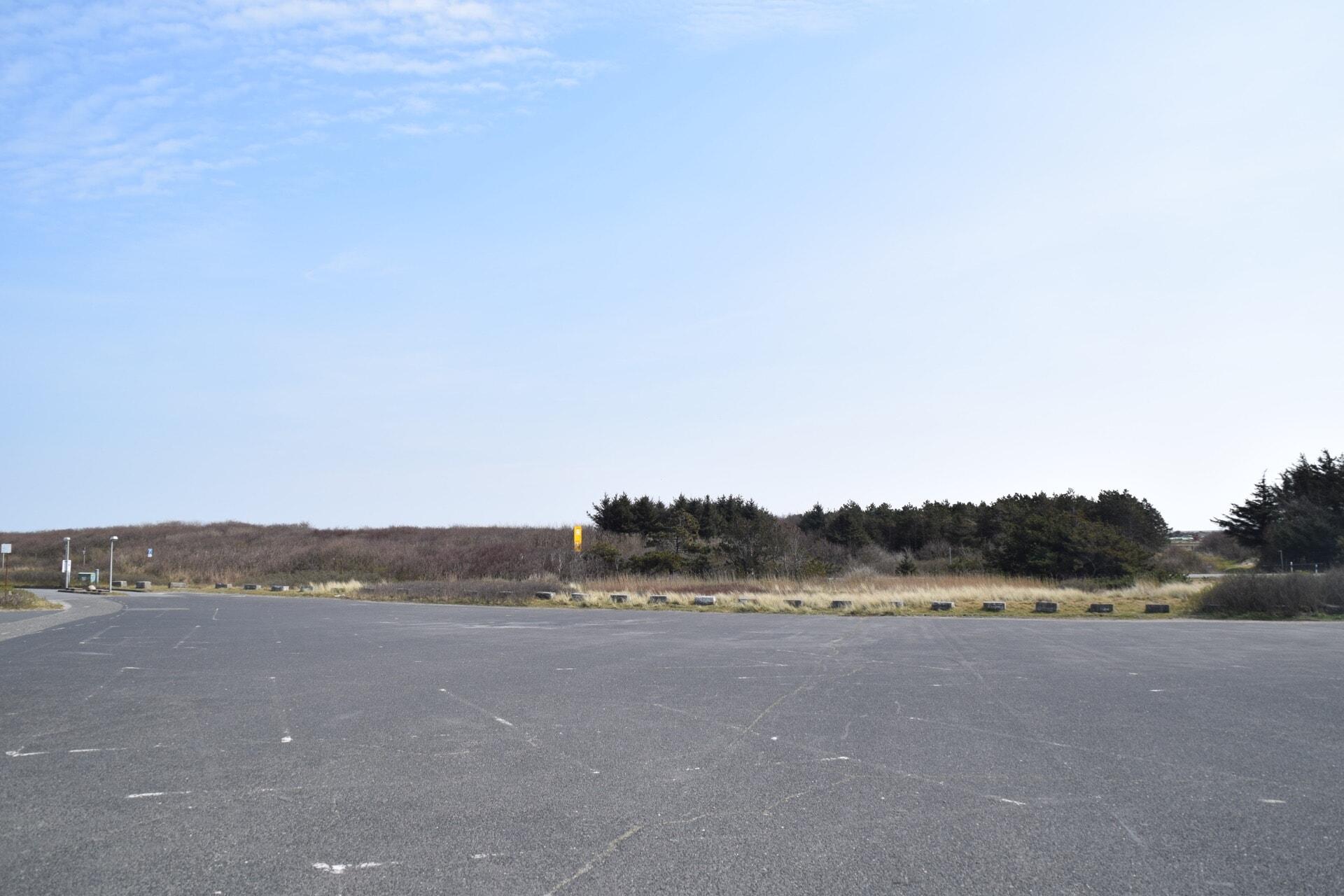 Parkplatz Oase zur Sonne