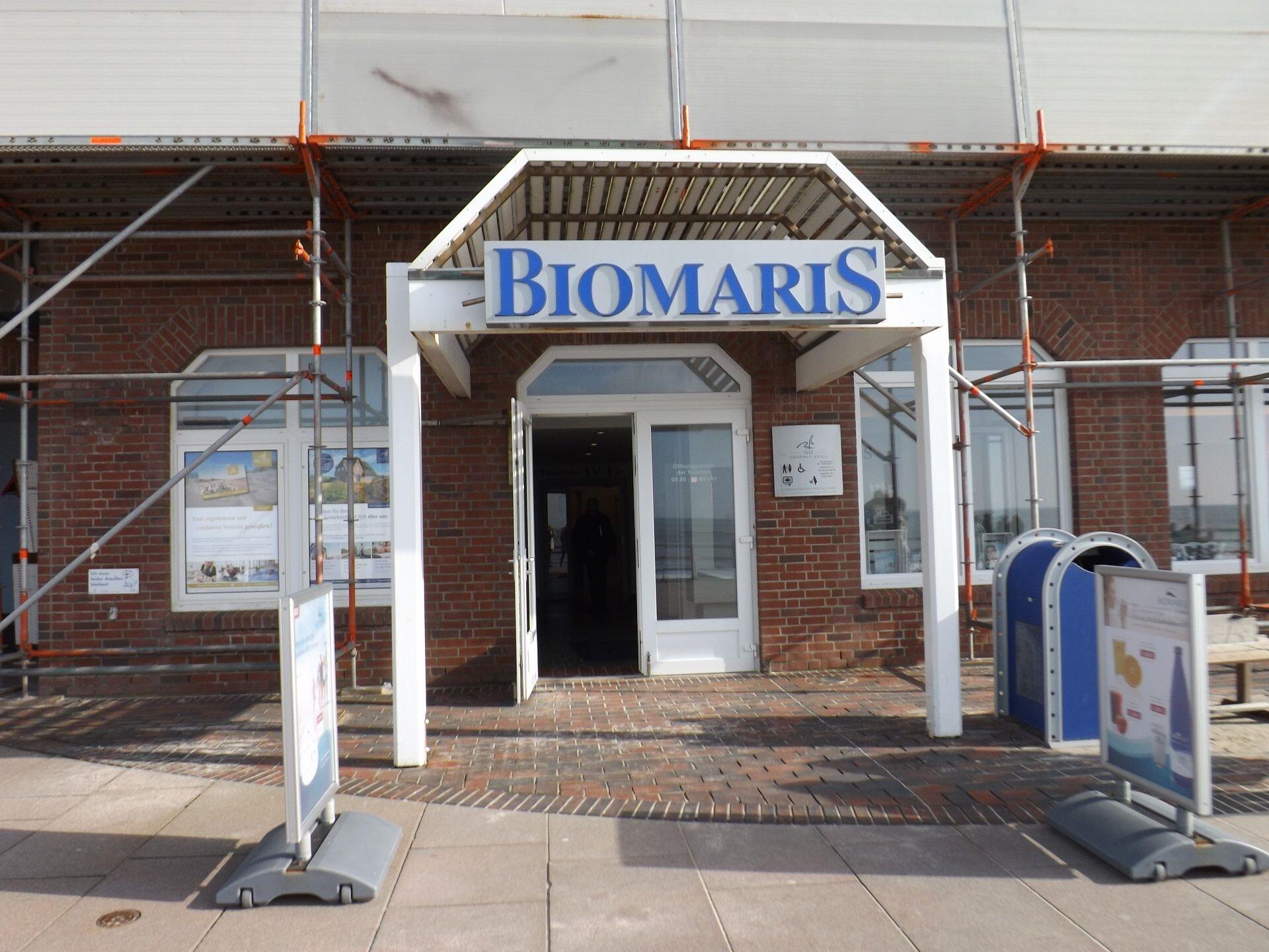Toilette Biomaris