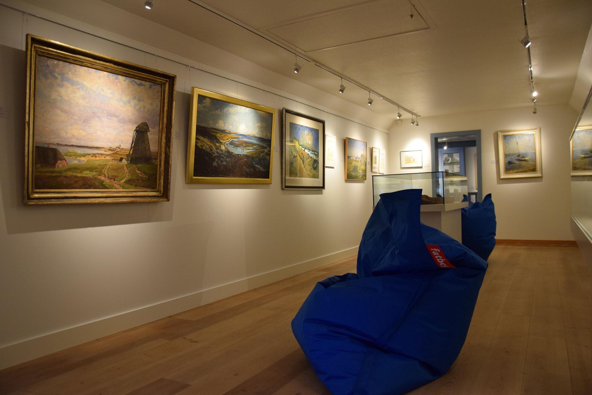 Ausstellung Sylt in der Kunst im Sylt Museum