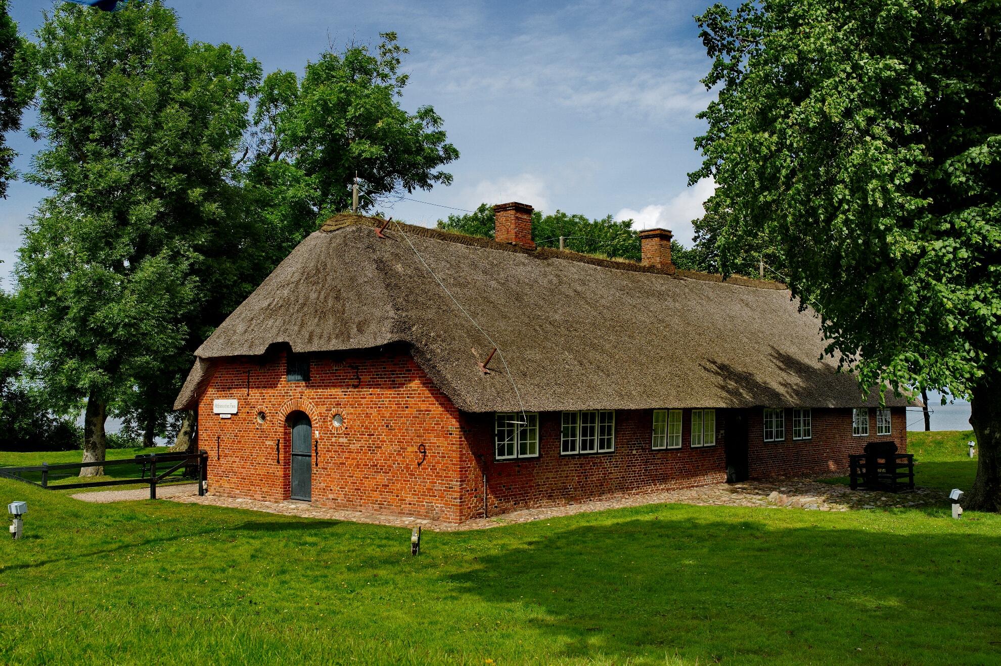 Altfriesisches Haus seit 1640