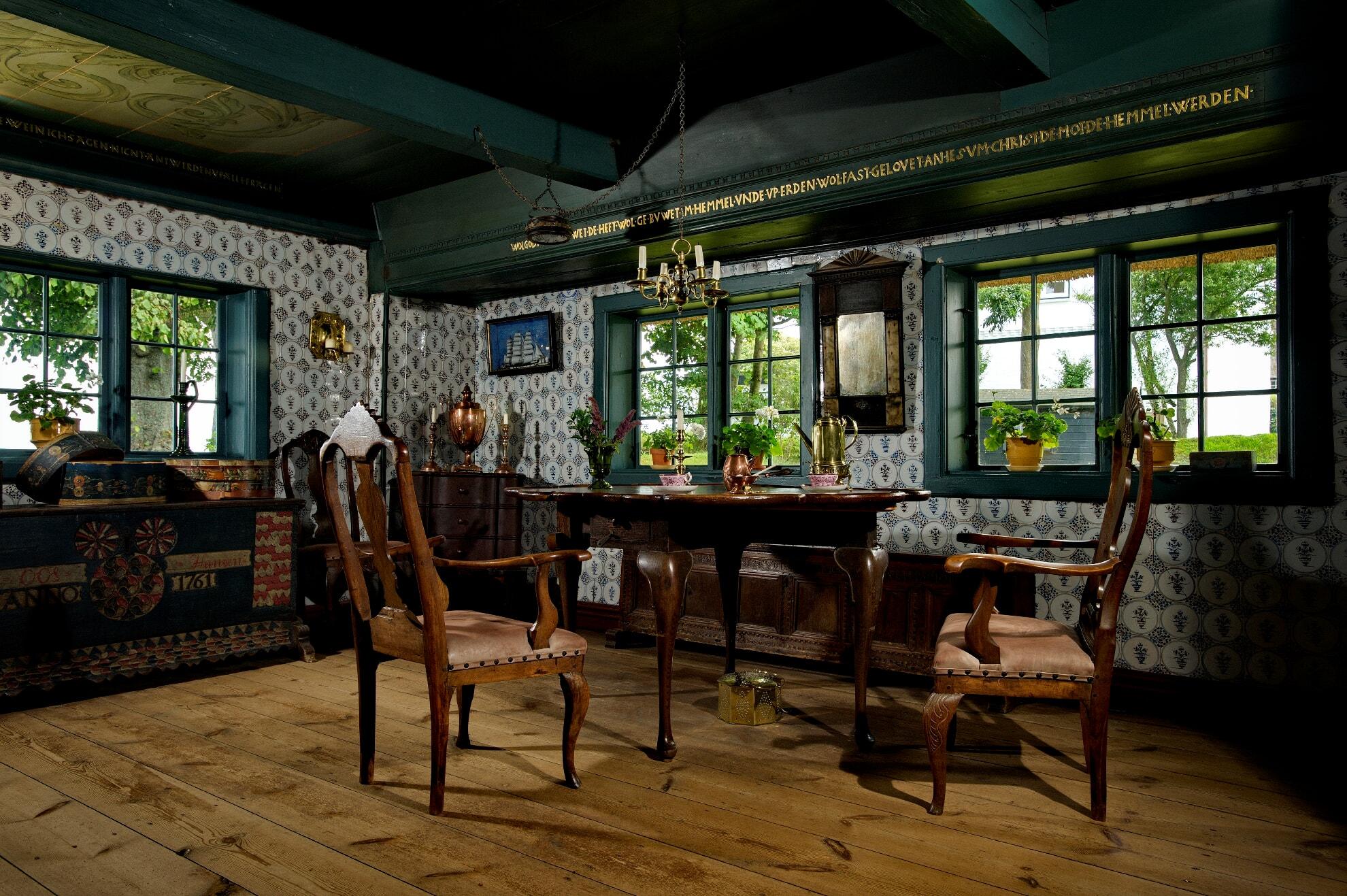 Pesel im Altfriesischen Haus