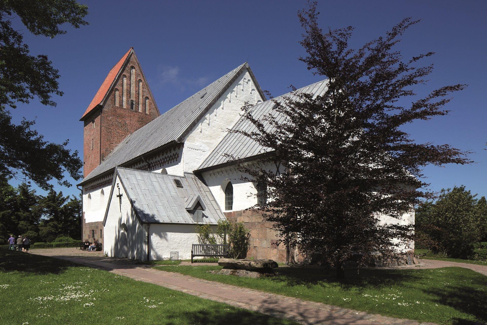 St-Severin-Kirche Außenansicht