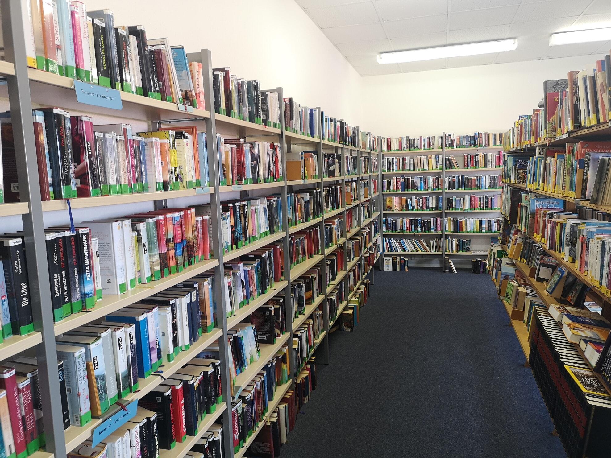 Bücherei List auf Sylt