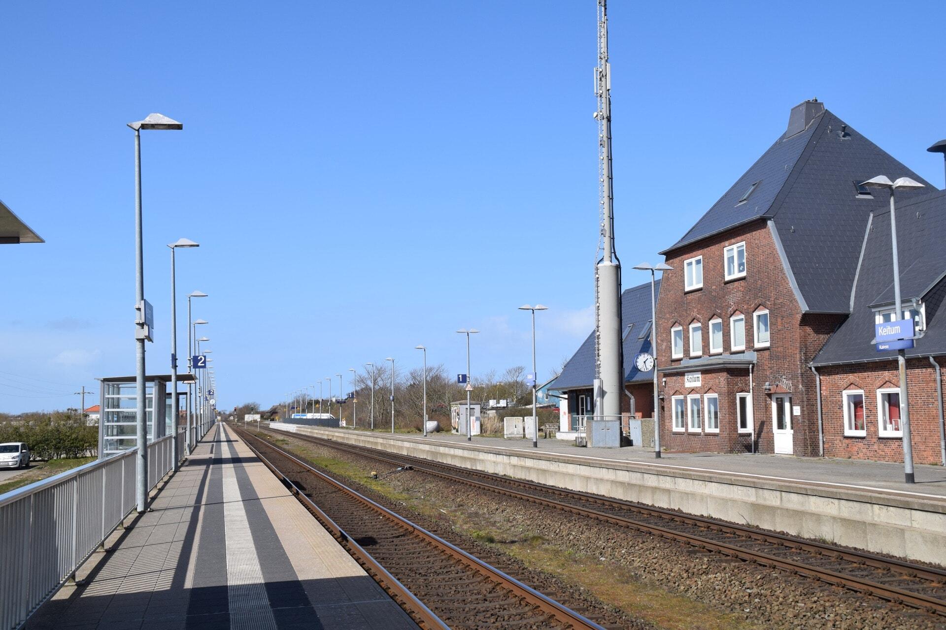 Keitumer Bahnhof