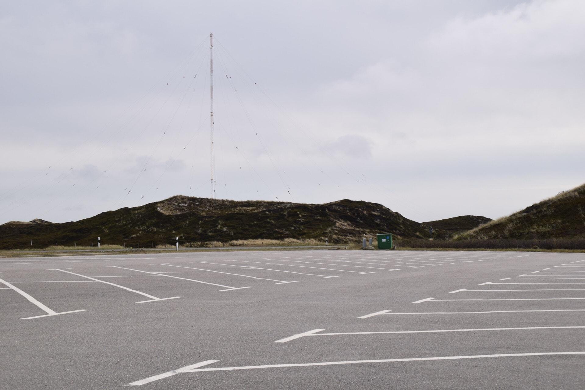 Parkplatz Sansibar