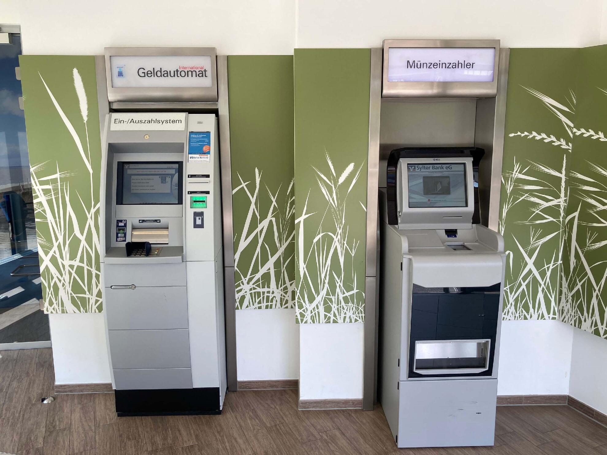 Geldautomat Hafen 7