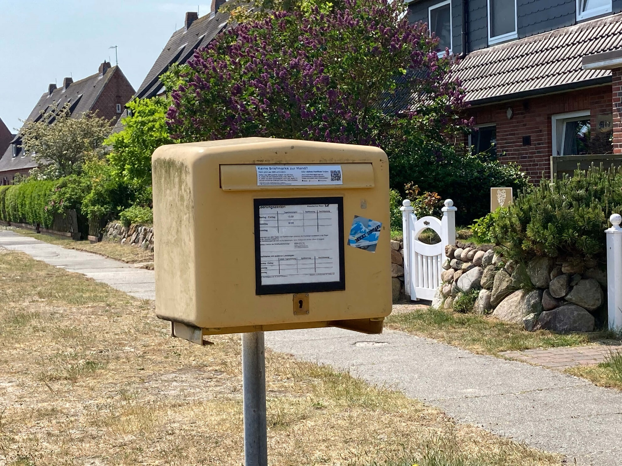 Briefkasten Buttgraben