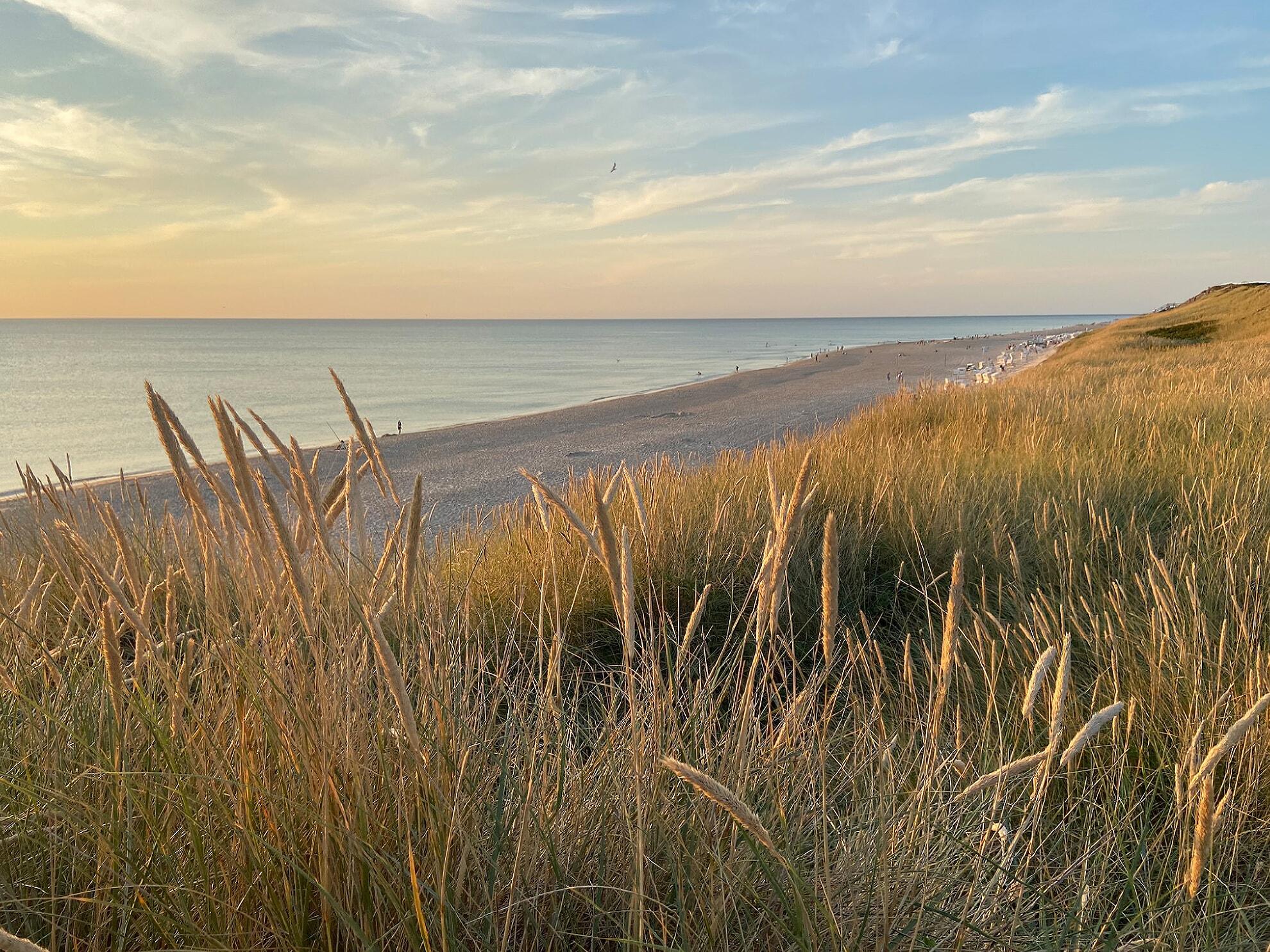 FKK-Strand an der Nordseeklinik