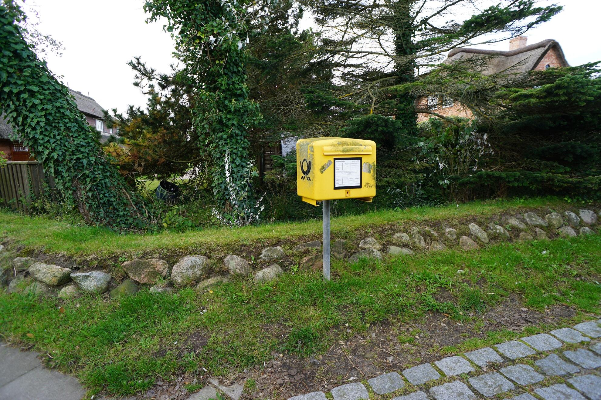 Briefkasten im Süderweg
