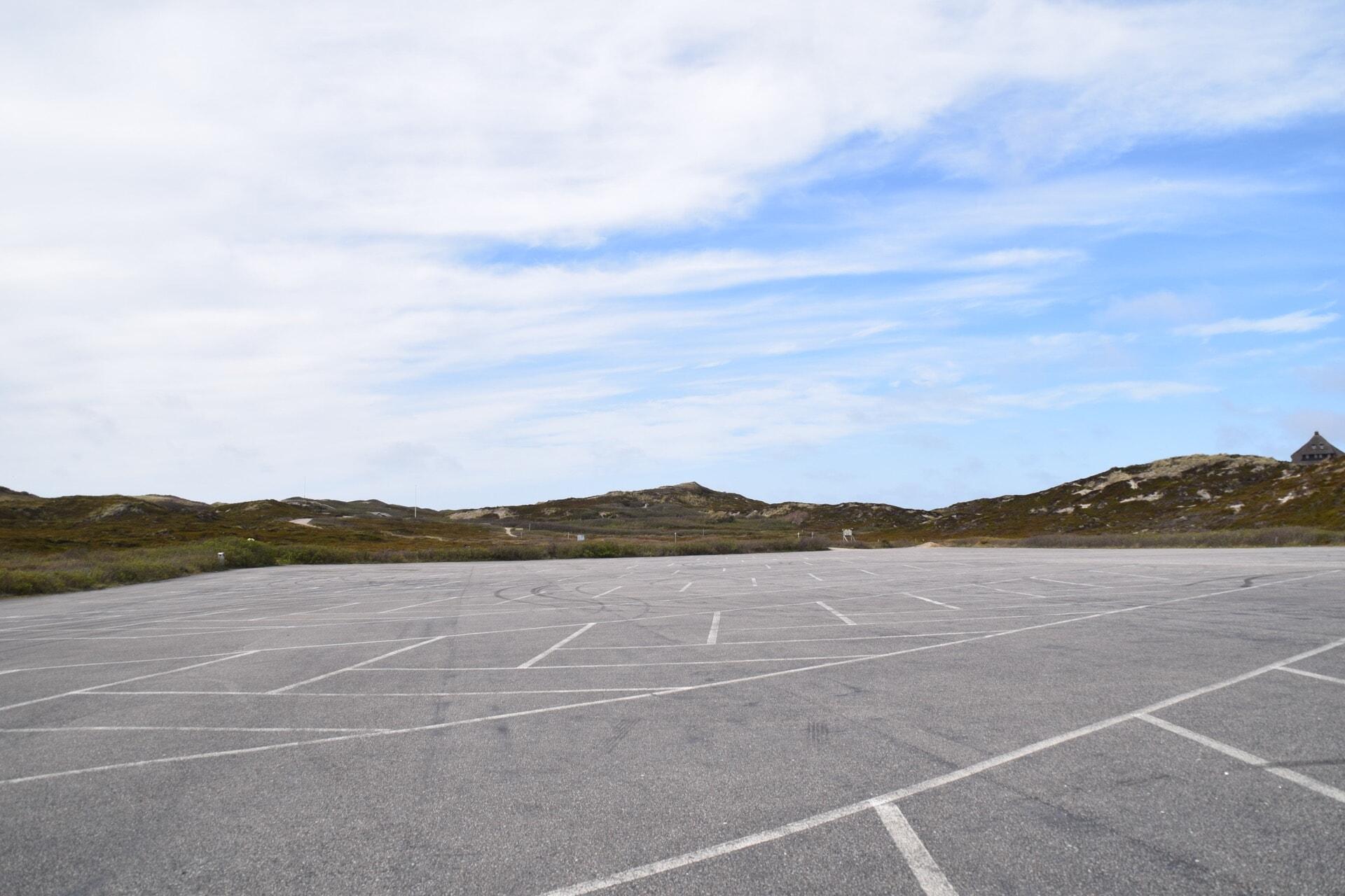Parkplatz Tadjem Deel