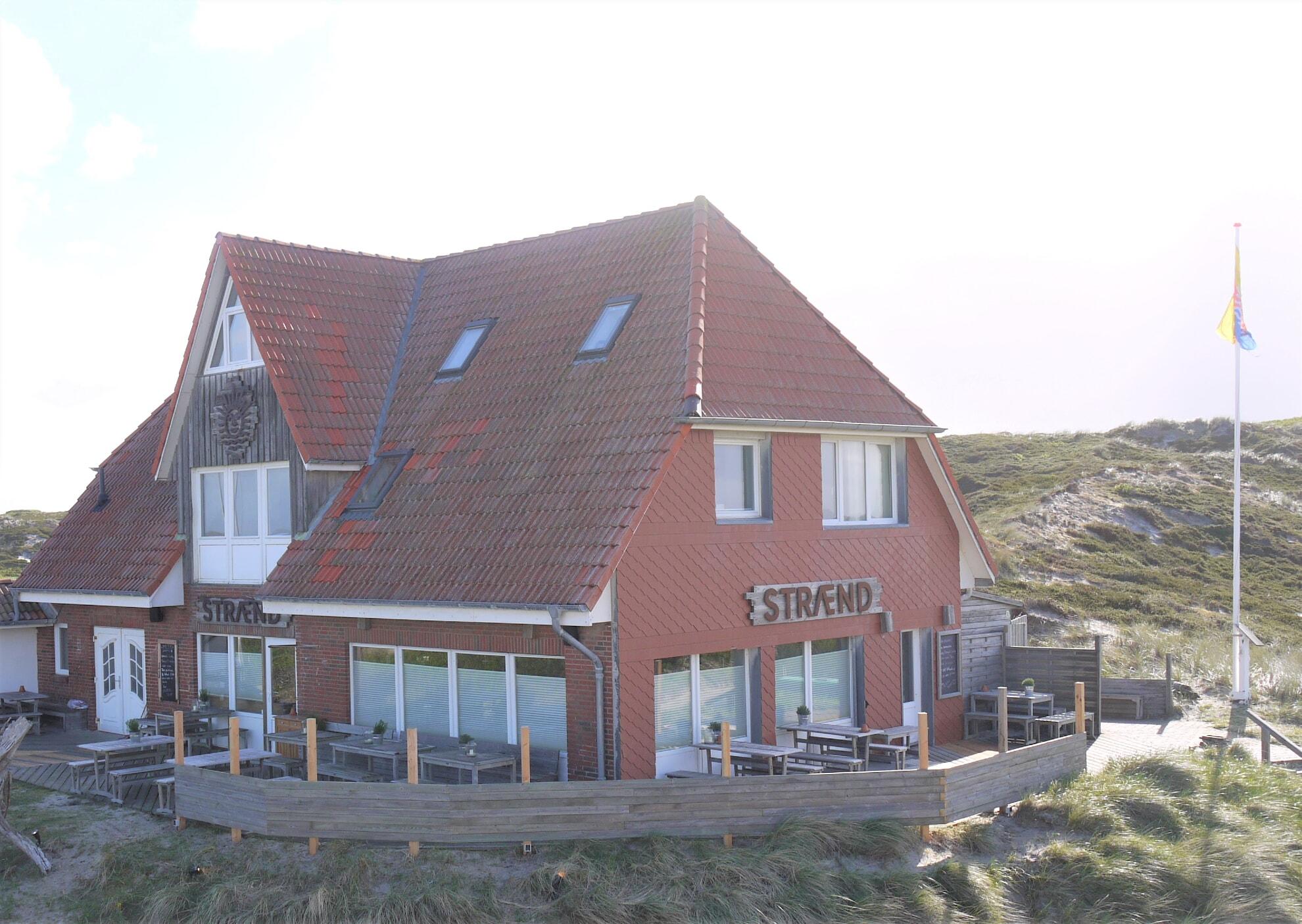 Restaurant Straend