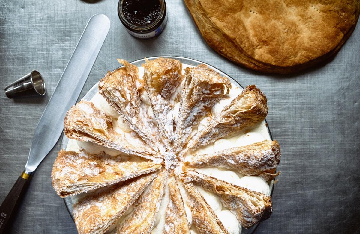 Friesentorte aus der Konditorei Lund