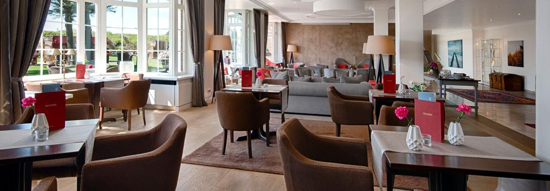 Café im Hotel Rungholt