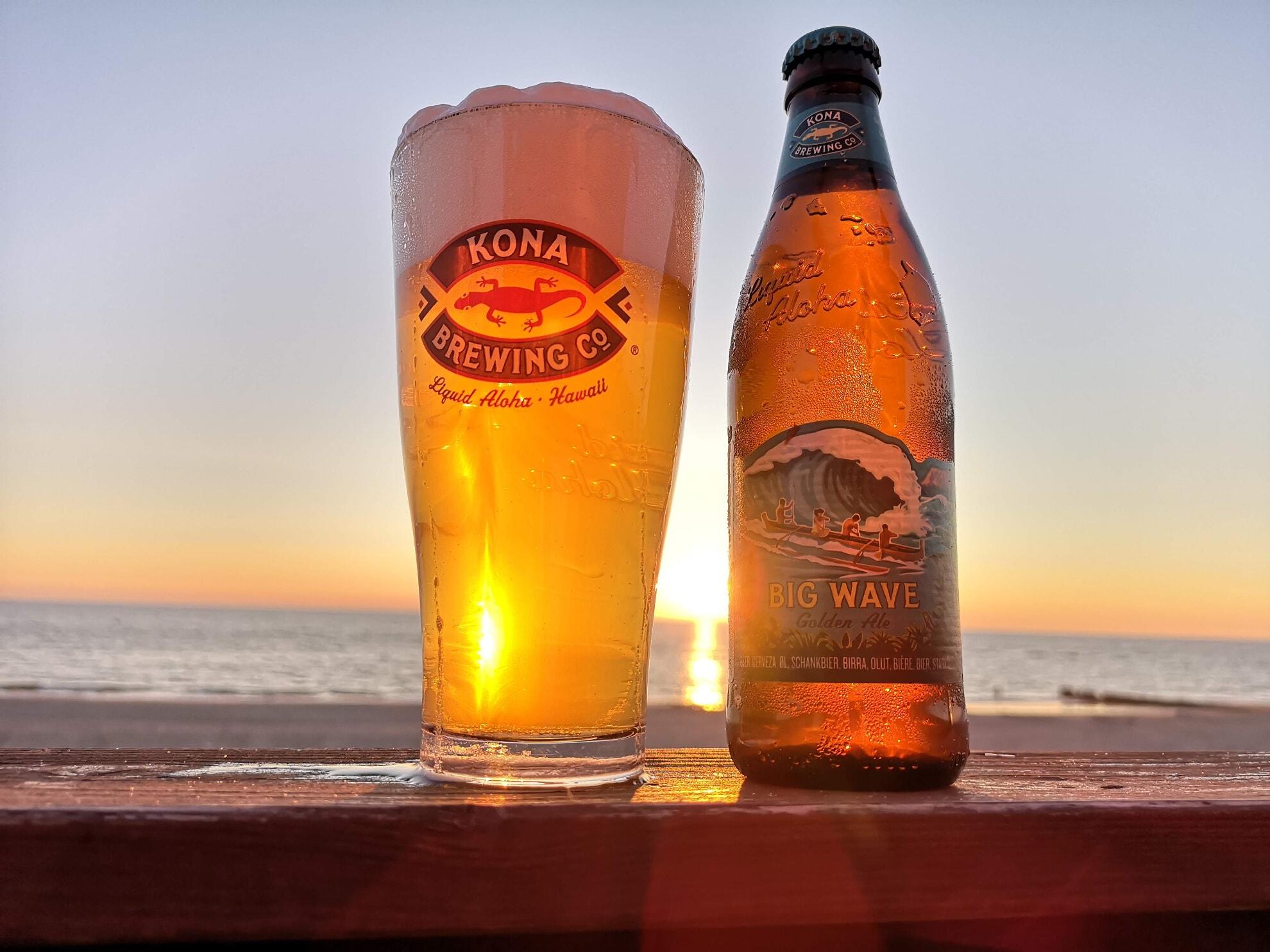 Importiertes Craft Beer